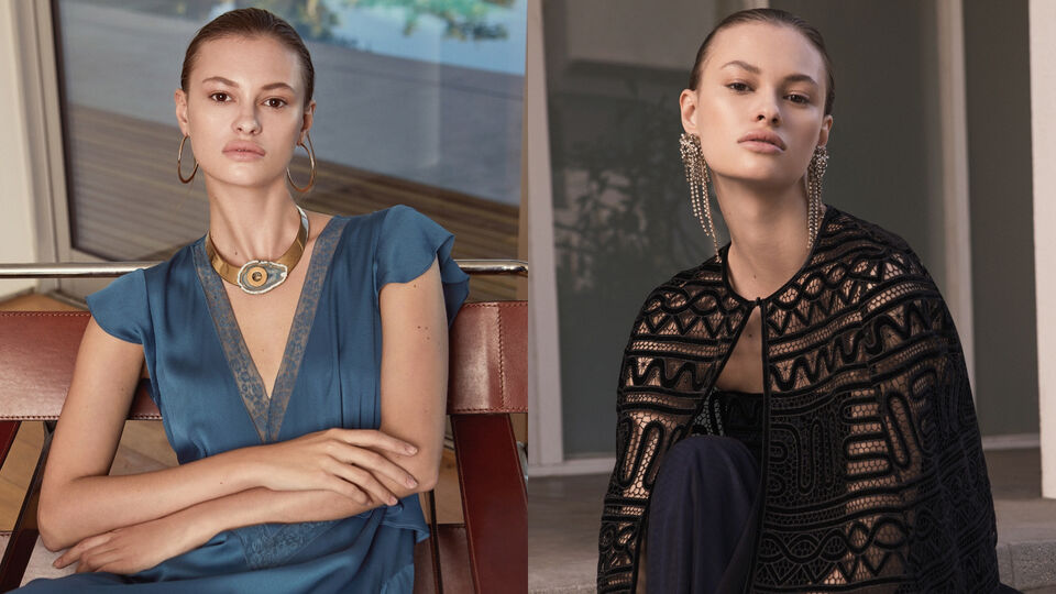 BCBGMAXAZRIA's Autumn/Winter 2018 Collection Is Inspired By Strong And Powerful Women