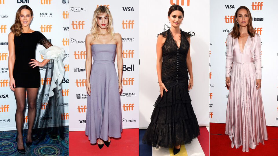 Toronto Film Festival 2018: The Best Red Carpet Looks