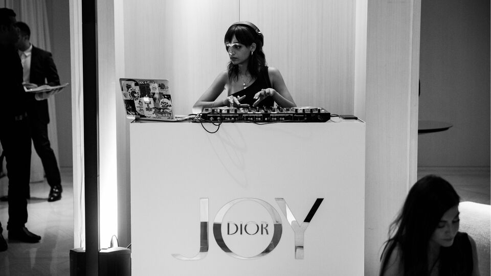 Pictures: Dior Celebrate The Launch Of Their New Fragrance In Dubai