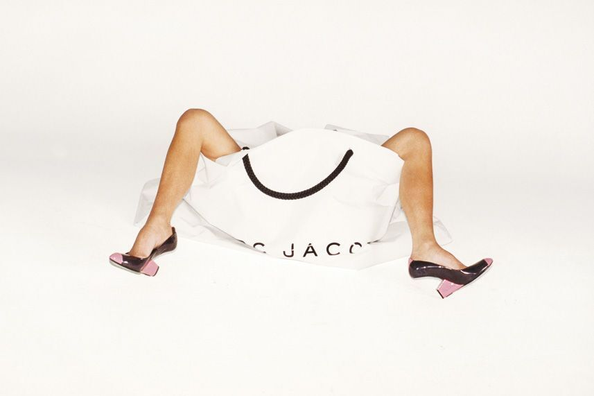 Ad Campaign Marc Jacobs
