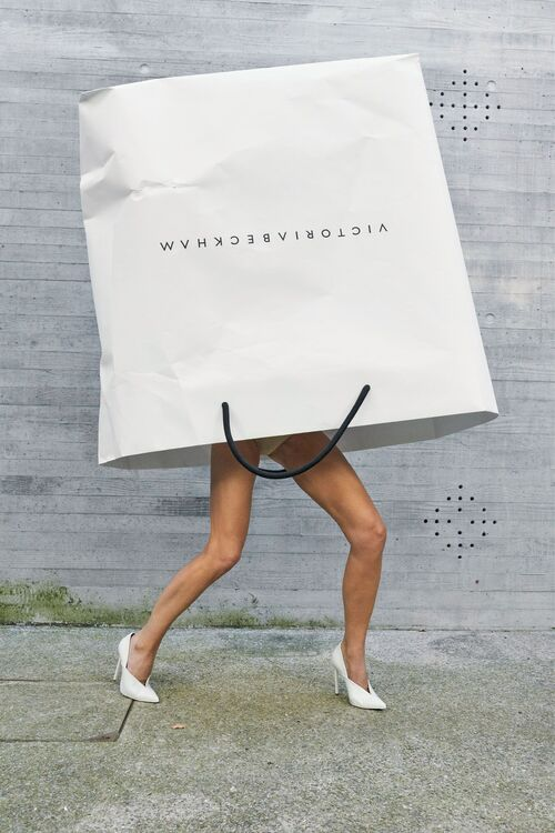 Victoria Beckham Ad Campaign