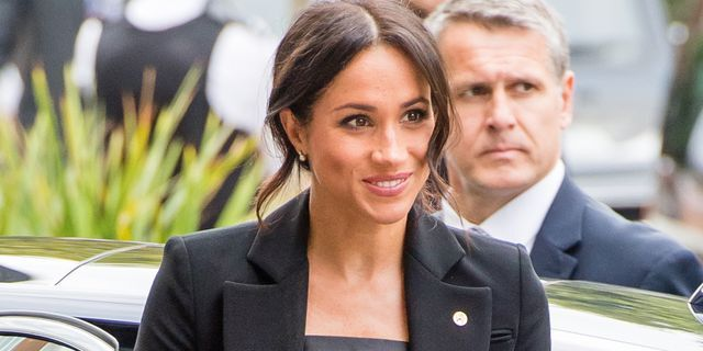 Meghan Markle Sent The Sweetest Thank You Cards To People Who Greeted Her On Her Birthday