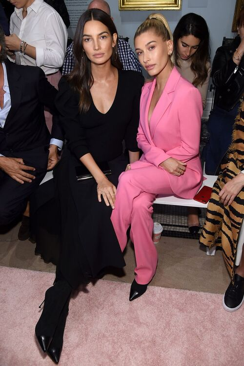 All The FROW Fashion From NYFW
