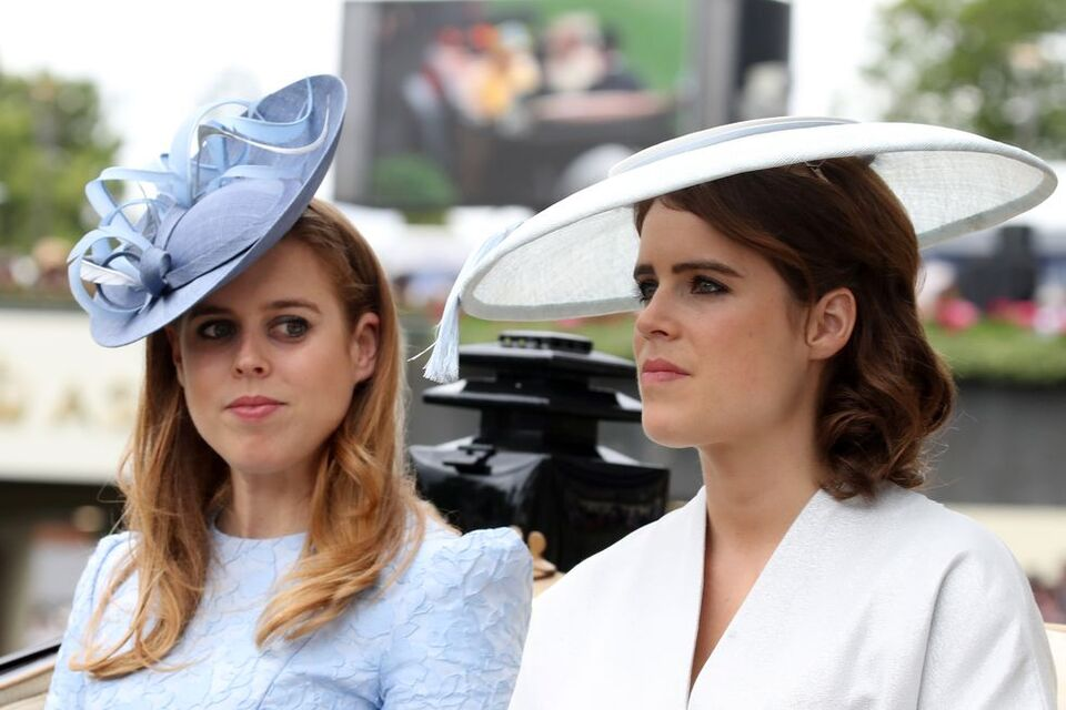 This Is How Much Princesses Beatrice And Eugenie Are Worth