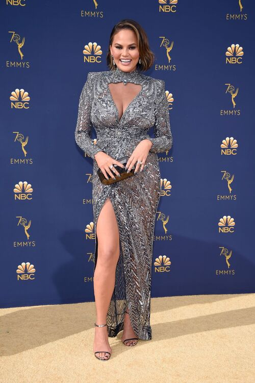 The Best Dressed At The 2018 Emmy Awards