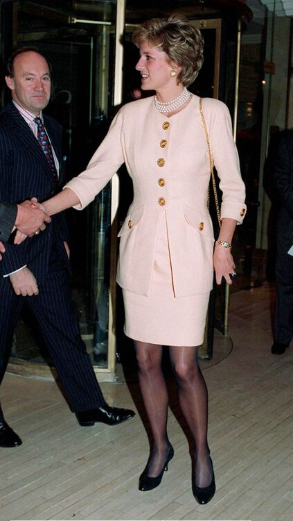 Visual Proof Princess Diana Is The Ultimate Office Style Muse