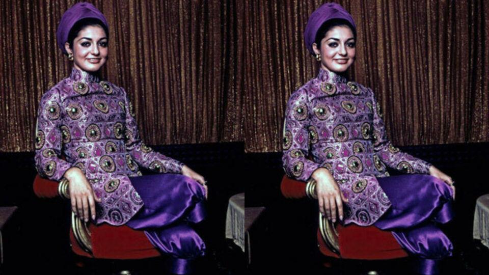 20 Stylish Pieces To Channel Iranian Icon Googoosh