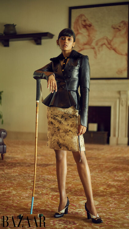 Lone Rider: How To Style Sportswear With An Elegant Twist