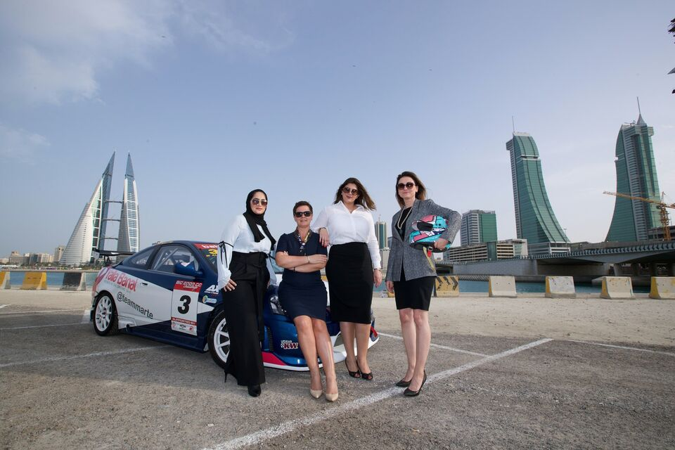 This Bahrain-Based Event Will See 250 Women Compete Behind The Wheel