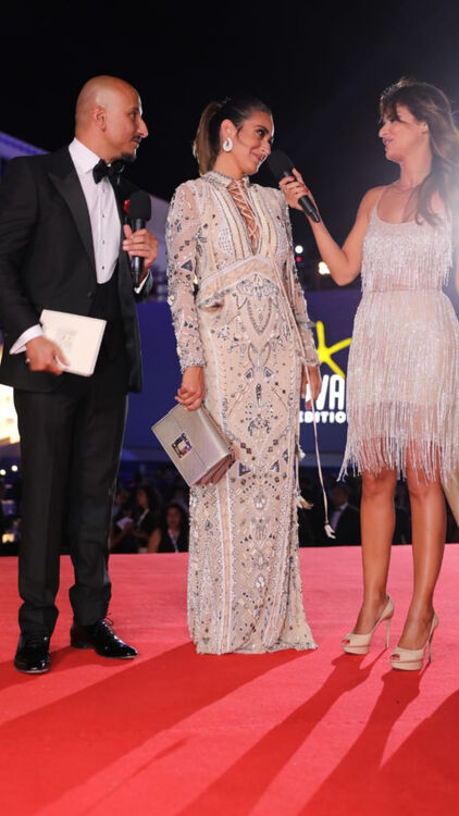 El Gouna Film Festival's Most Memorable Red Carpet Looks