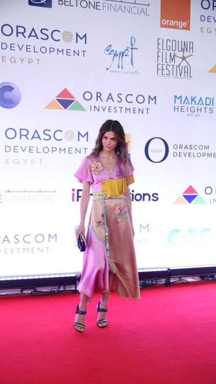 El Gouna Film Festival's Most Memorable Red Carpet Looks