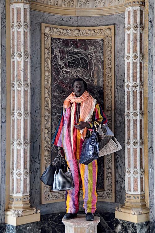 African Metropolis Kiluanji Kia Henda