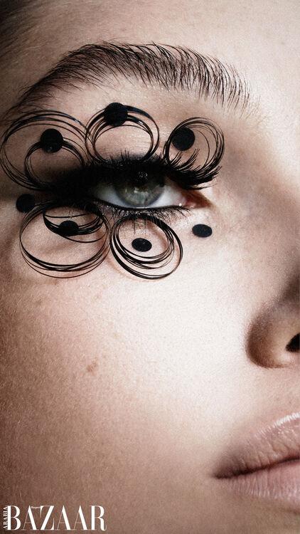 6 Glamorous Ways To Style Your Eyelashes