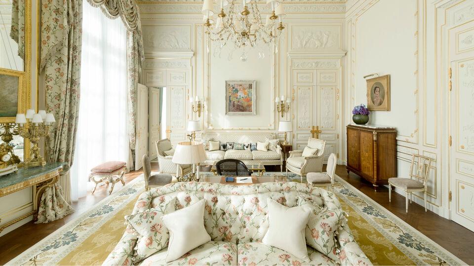 The Ritz Paris: A Grand Escape From PFW