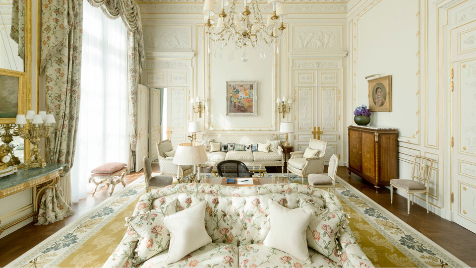 The Ritz Paris: A Grand Escape From PFW