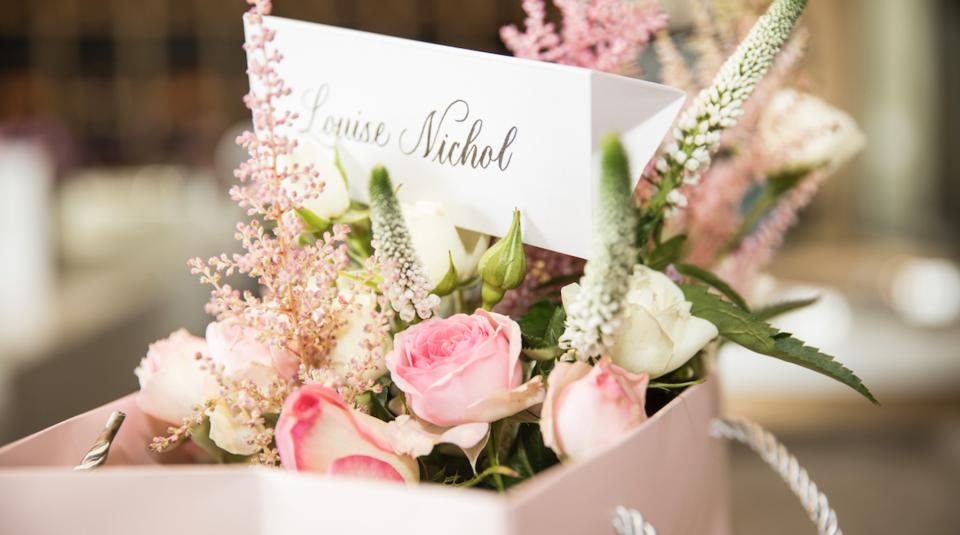Bazaar x Chantelle: Flower Arranging Masterclass At Chantelle's Autumn/Winter Launch