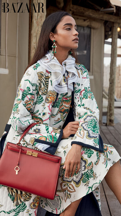 Tory Burch Is Here To Upgrade All Of Your Wardrobe Essentials