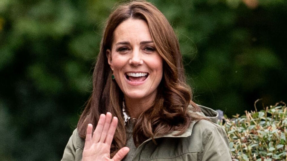 Kate Middleton Debuted A Fresh Fall Haircut At Her First Post-Maternity Leave Engagement