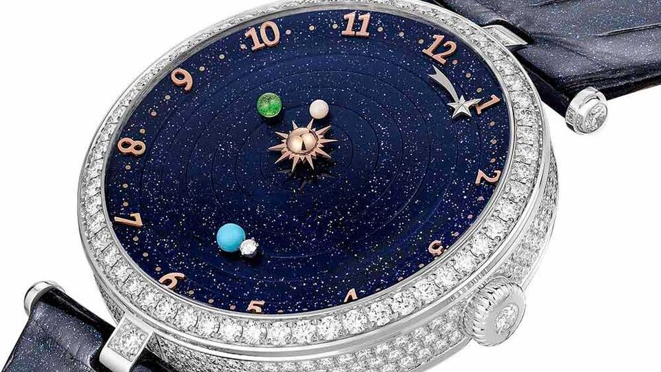 Van Cleef & Arpels Look To The Cosmos With Poetic Astronomy