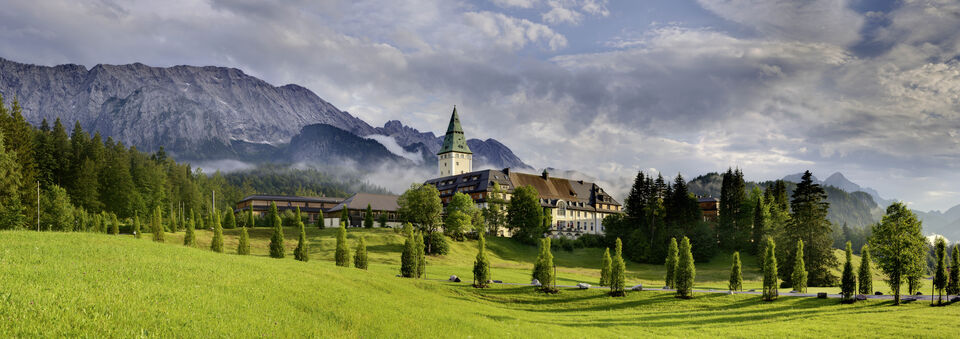 Treating Mind, Body and Soul: Schloss Elmau