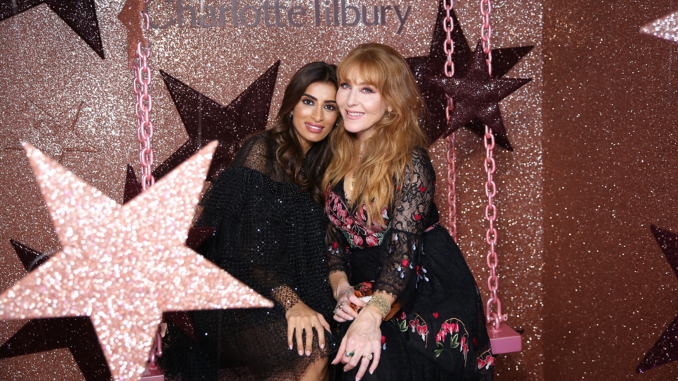 Charlotte Tilbury Throws One Last Epic Party On Her Middle East Tour