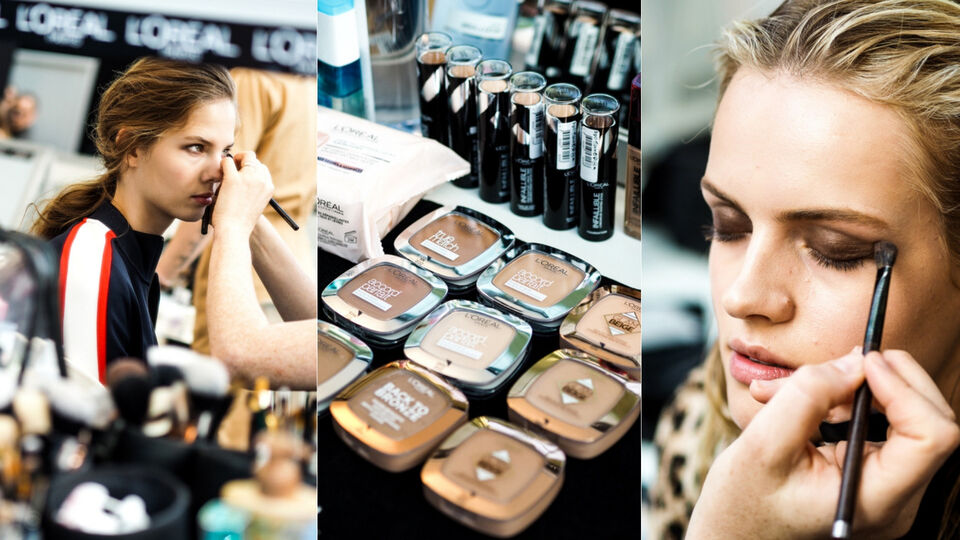 Exclusive: Bazaar Goes Backstage At Elie Saab Spring/Summer 2019