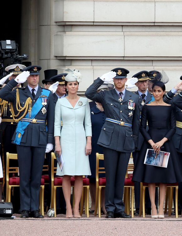Meghan Markle and Prince Harry New Residence Speculation