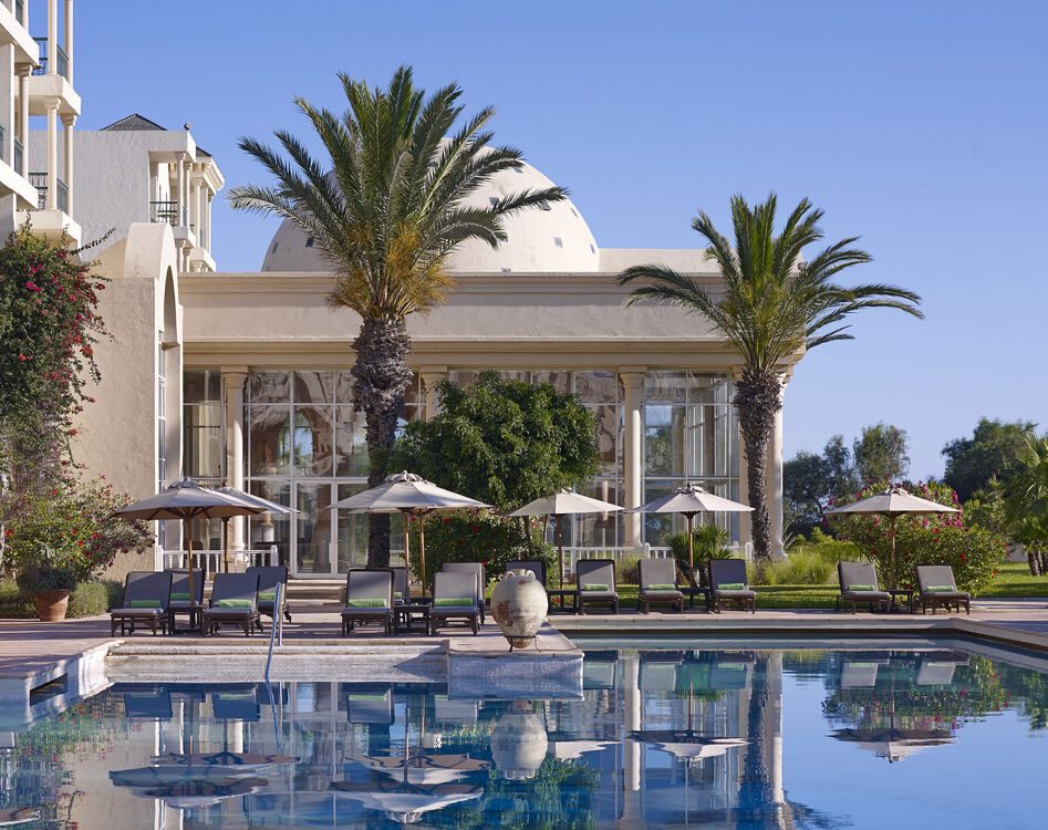 #TheEscape | The Residence Tunisia