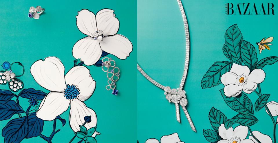 #BazaarLoves: Tiffany & Co.'s New Way To Wear Diamonds