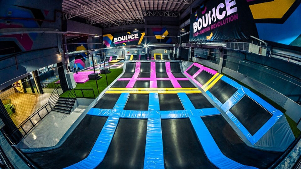 Now Open: Bounce Just Opened The First All-Female Trampoline Park In The World In Riyadh