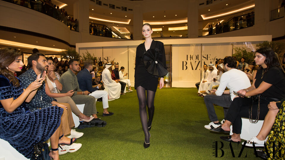 Pictures: The Best Runway Looks From The Opening Night Of House Of Bazaar