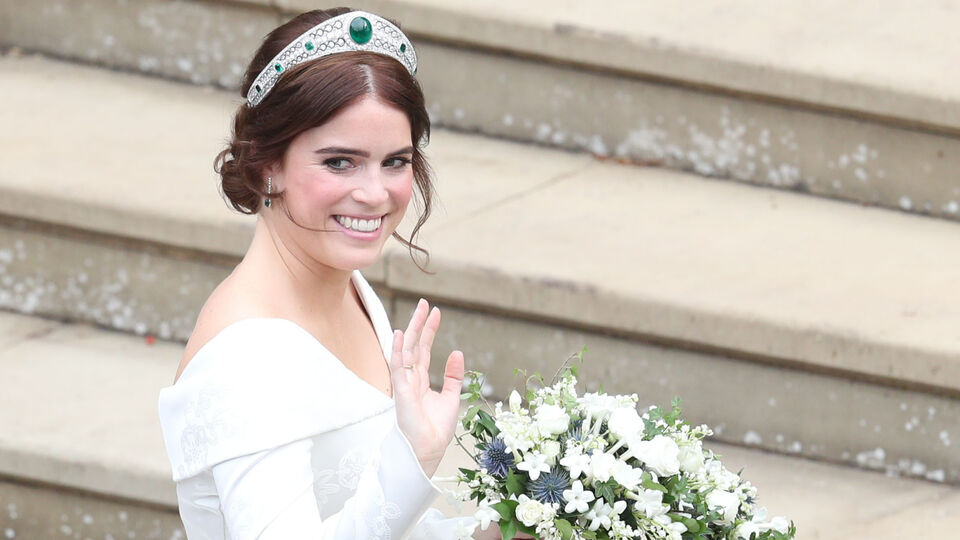 Princess Eugenie Gained Over 50,000 Instagram Followers On Her Wedding Day