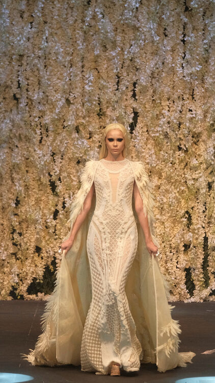 This Dubai-Based Designer Just Launched An Limited Edition Bridal Collection