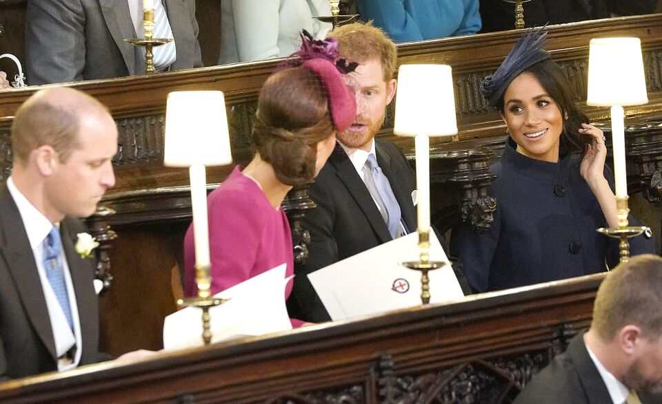 The Royal Family Had The Best Reactions To Harry & Meghan's Pregnancy News