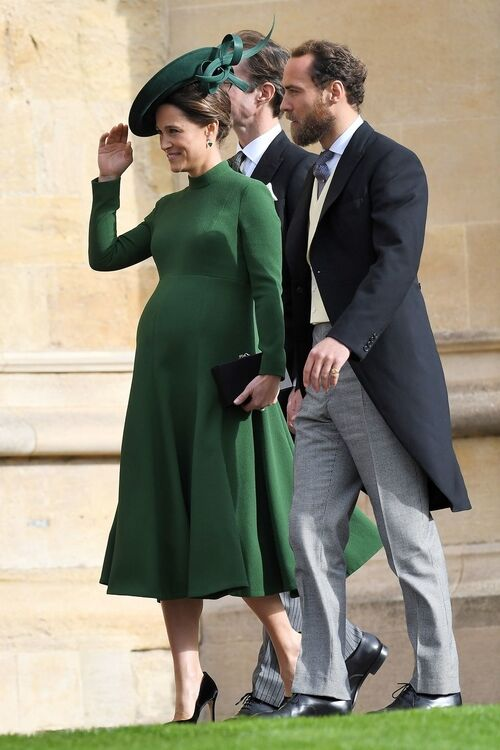 More Royal Baby News: Pippa Middleton Gives Birth To A Son