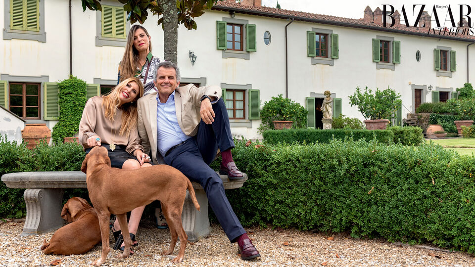The Ferragamo Family: Inside The Opulent Home Of Italy's Most Iconic Cobbler