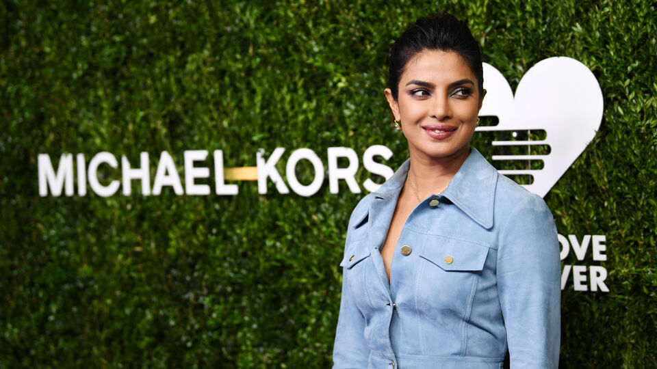Ice Ice Baby: Priyanka Chopra Makes A Case For Frosty Tones This Winter