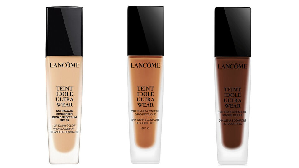 The 6 Beauty Brands With The Widest Range Of Foundation Shades