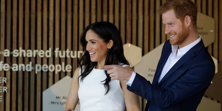 Prince Harry Just Revealed He Hopes Meghan Markle Is Having a Baby Girl