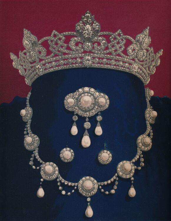 Queen Alexandra's Jewels