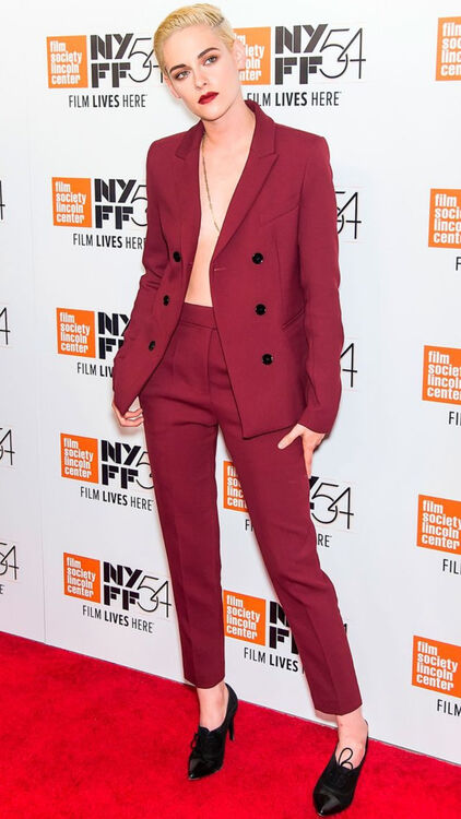 40 Perfect A-List Trouser-Suit Moments