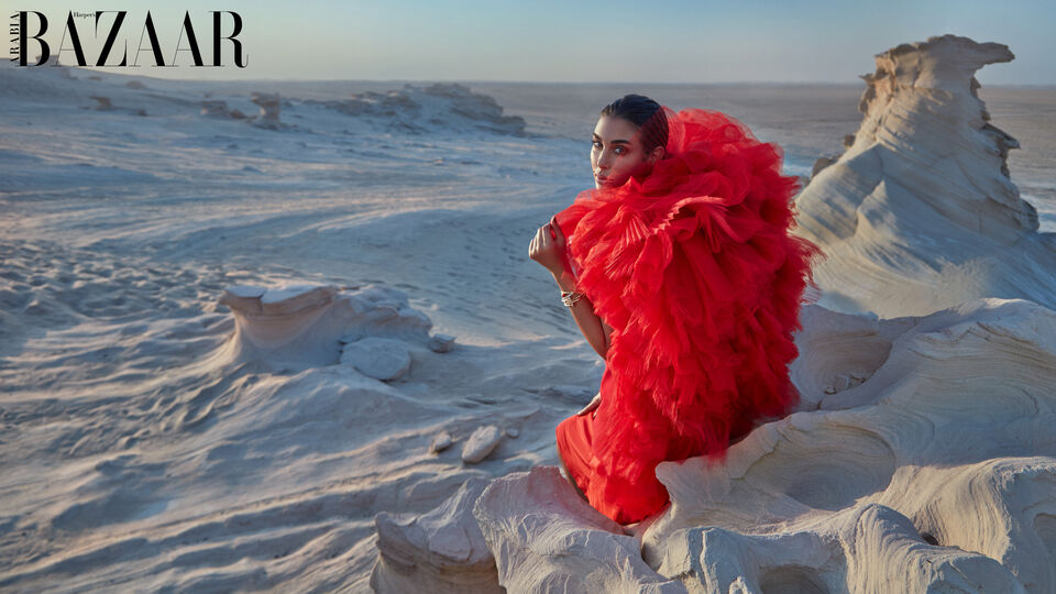 November Cover Star Yasmine Sabri Is On A Journey To Turn Her Career Into A Legacy