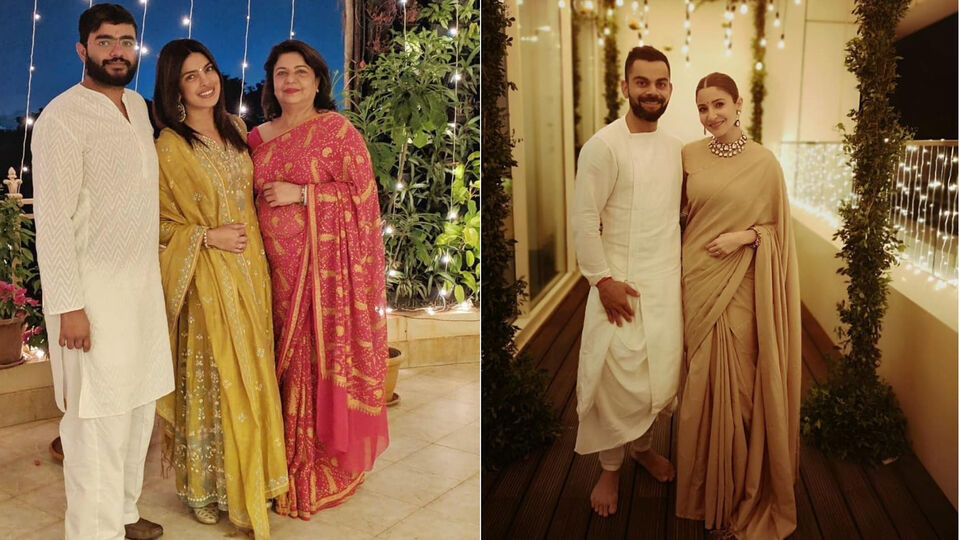 The Best Celeb Instagrams From Diwali 2018