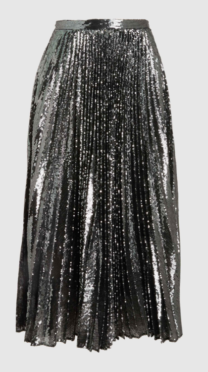 Grown-Up Glitter Is The New Way To Wear Sequins This Festive Season