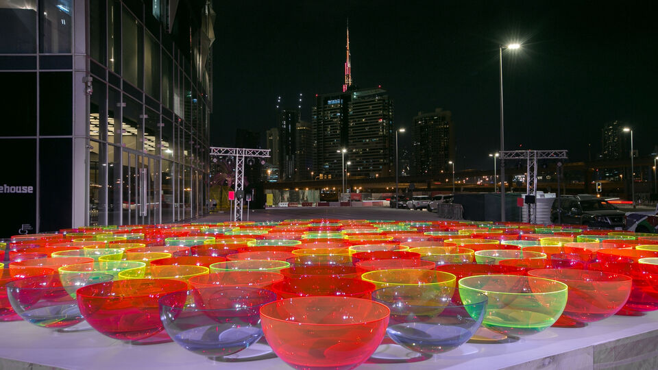 5 Things To See At Dubai Design Week 2018