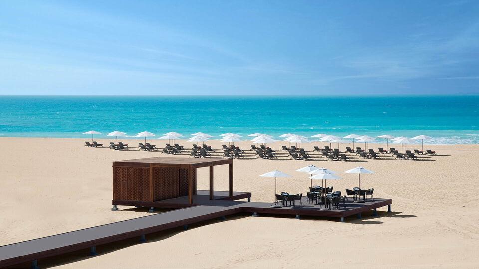 The Escape   Saadiyat Rotana Resort & Villas