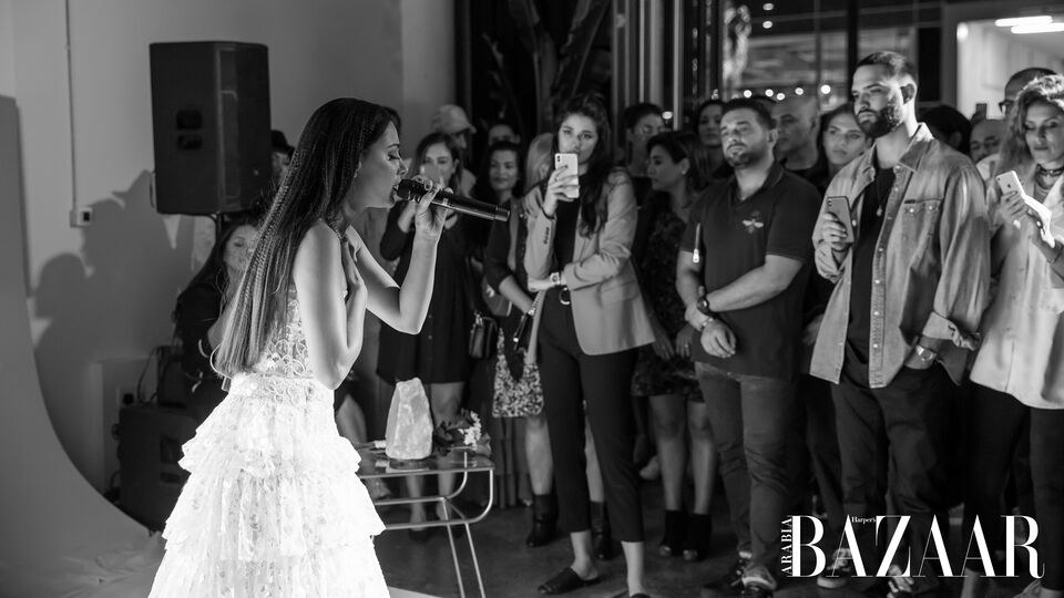 Pictures: Layla Kardan's Album Launch Party