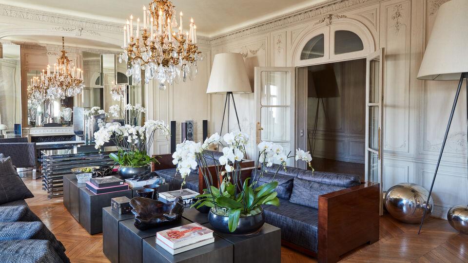 Ellie Saab's Home