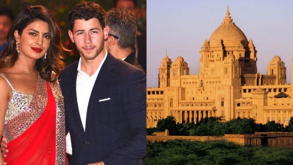 Priyanka Chopra And Nick Jonas' Wedding Will Be At An Actual Palace