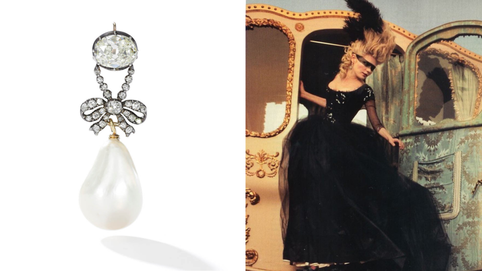 A Pearl Owned By Marie Antoinette Just Broke Auction Records After Show In Dubai